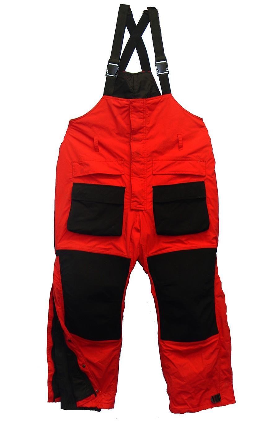 Arctic Armor Red Bibs