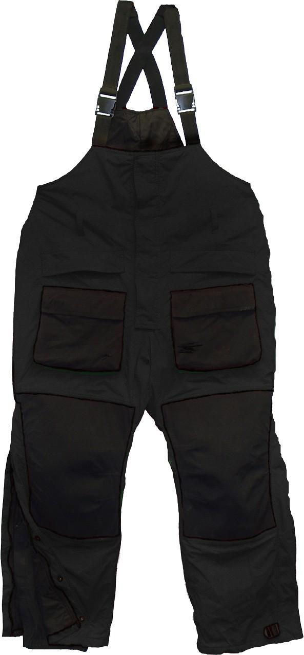 Arctic Armor Black Bibs