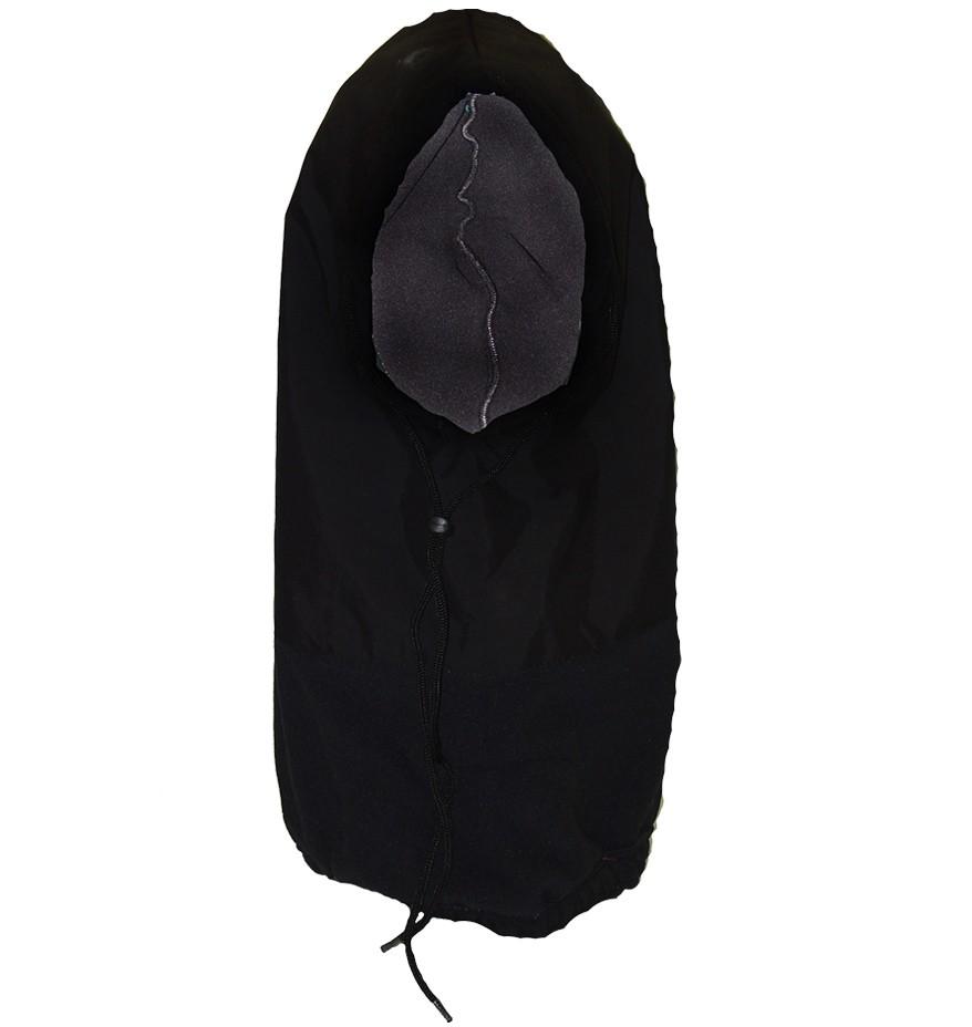Arctic Armor Black Hood