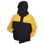 Arctic Armor Black/Gold Jacket