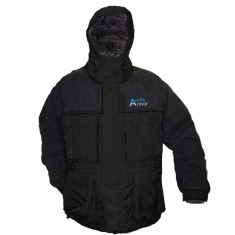 Arctic Armor Black Jacket