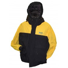 Arctic Armor Black/Gold Jacket